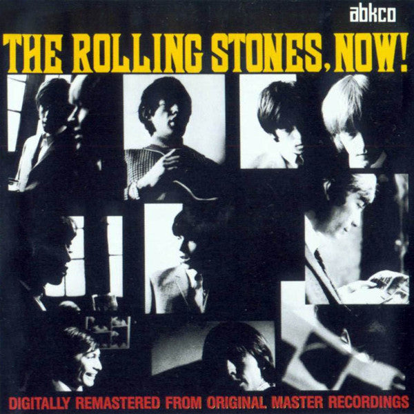 The Rolling Stones ‎– The Rolling Stones, Now! /Germany