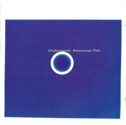 Underworld ‎– Beaucoup Fish /E.U.