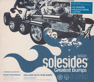 Various ‎– Solesides Greatest Bumps (2CD) /U.K.
