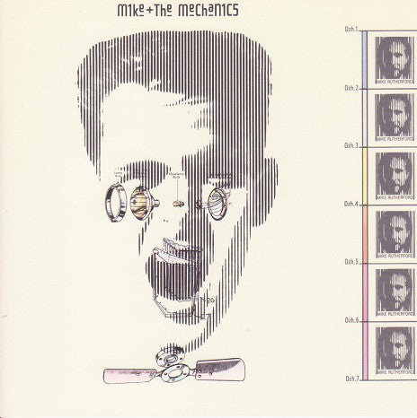 Mike + The Mechanics ‎– Mike + The Mechanics /Germany