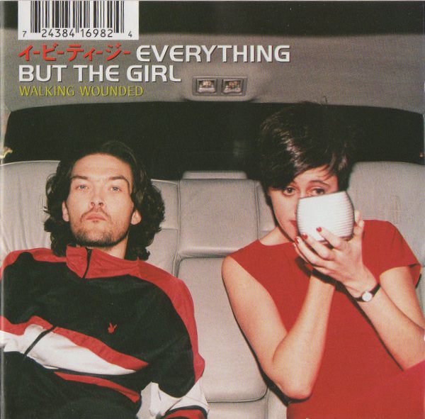 Everything But The Girl ‎– Walking Wounded /E.U.