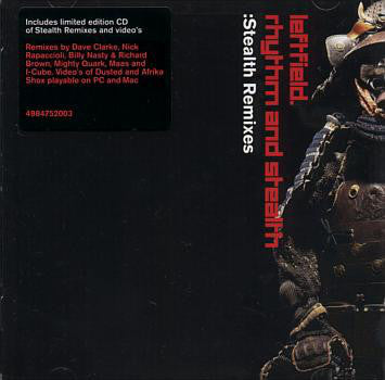 Leftfield ‎– Rhythm And Stealth :Stealth Remixes (2CD) /U.K.