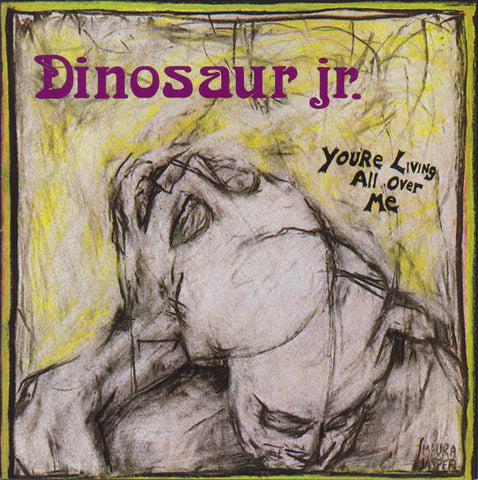 Dinosaur Jr. ‎– You're Living All Over Me /U.S.