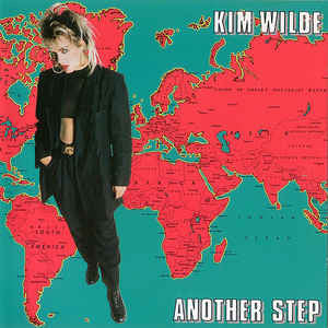 Kim Wilde ‎– Another Step /Germany