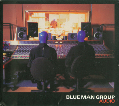 Blue Man Group ‎– Audio /U.S.