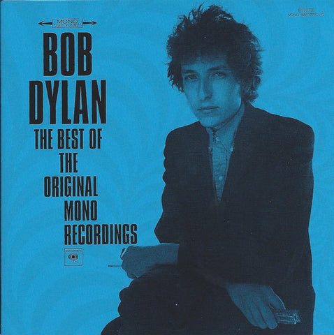 Bob Dylan ‎– The Best Of The Original Mono Recordings /Taiwan
