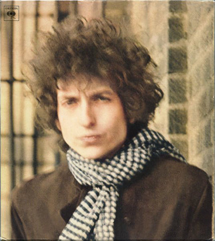Bob Dylan ‎– Blonde On Blonde (2CD) /U.S.