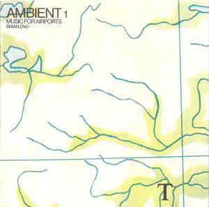 Brian Eno ‎– Ambient 1 (Music For Airports) /E.U.