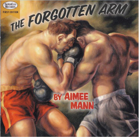 Aimee Mann ‎– The Forgotten Arm /U.K.