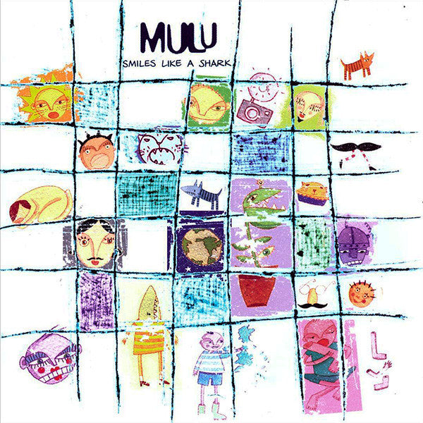 Mulu ‎– Smiles Like A Shark /E.U.
