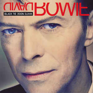 David Bowie ‎– Black Tie White Noise /U.S.