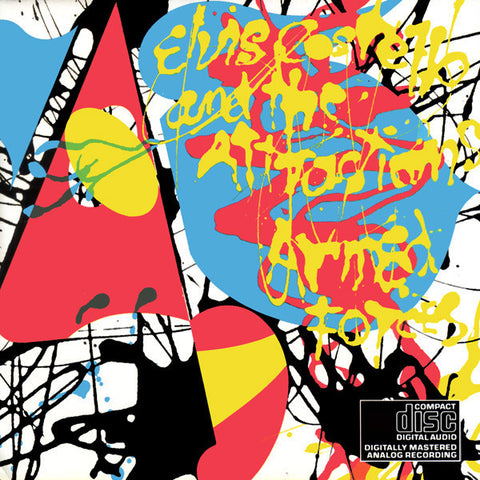 Elvis Costello & The Attractions ‎– Armed Forces /U.S.