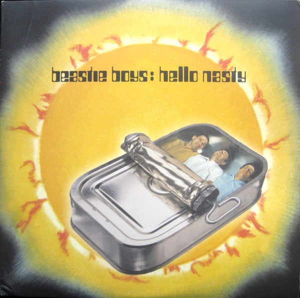 Beastie Boys ‎– Hello Nasty /E.U.