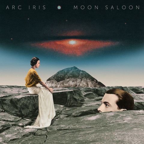 Arc Iris ‎– Moon Saloon /U.K.
