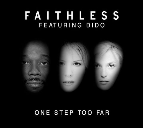 Faithless ‎– One Step Too Far /Taiwan