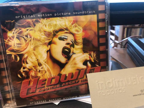 Hedwig and the Angry Inch/original soundtrack
