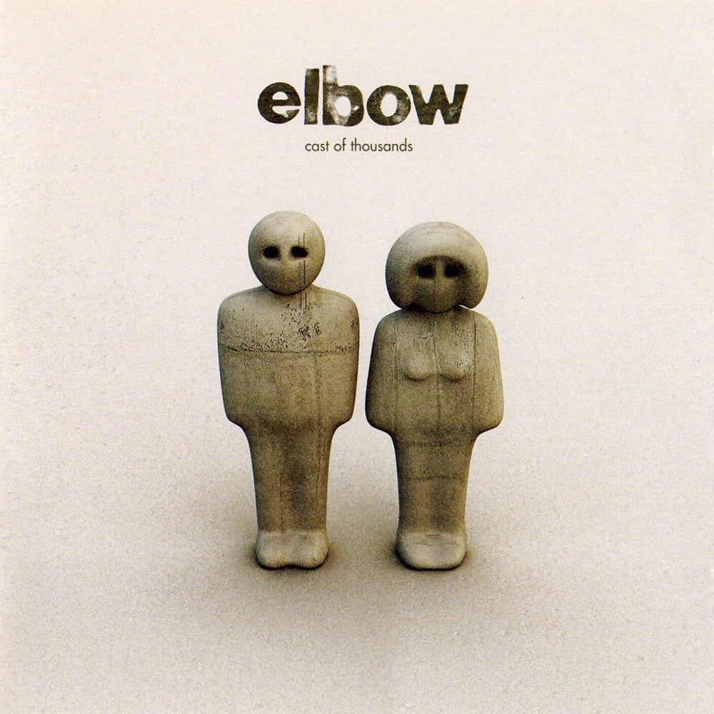 Elbow ‎– Cast Of Thousands /E.U.