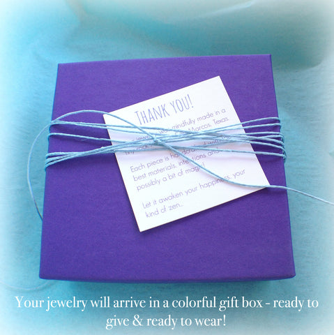Amy Friend Jewelry Packaging