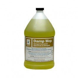 Spartan Damp Mop - Neutral Floor Cleaner - (4 Gallons / Case) by JaniDepot - JaniDepot