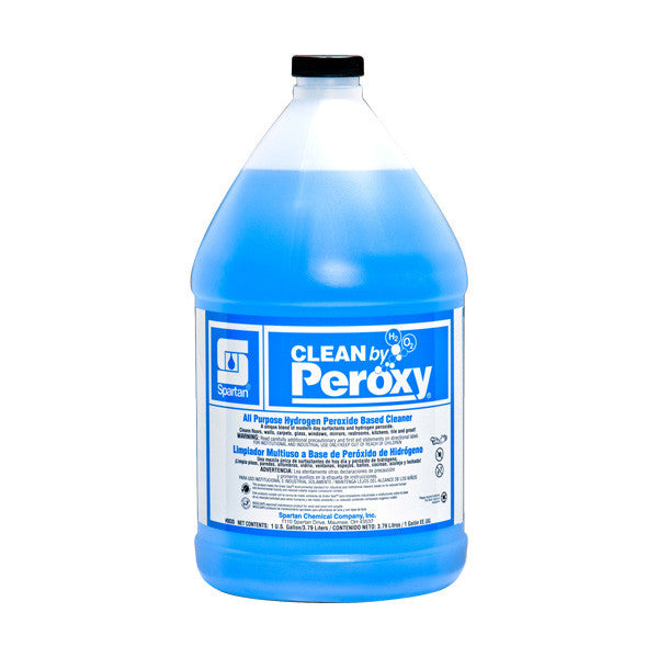 Spartan Clean by Peroxy - All Purpose Cleaner - (4 Gallons / Case) by JaniDepot - JaniDepot