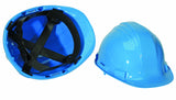 Honeywell HDPE Shell Hard Hat 4-PT Pinlock & Ratchet Suspension by The Safety Zone - JaniDepot