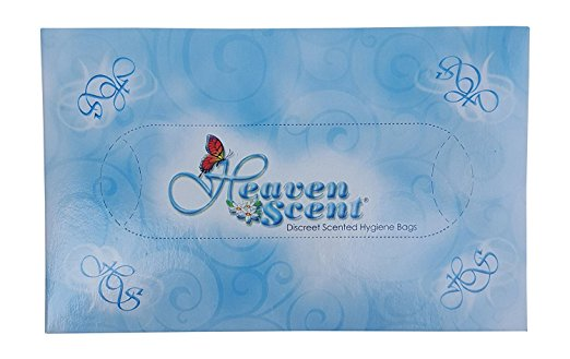 Heaven Scent Scented Hygiene Bags by Heaven Scent - JaniDepot