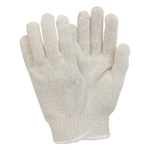 Medium Weight String Knit Gloves by The Safety Zone - JaniDepot