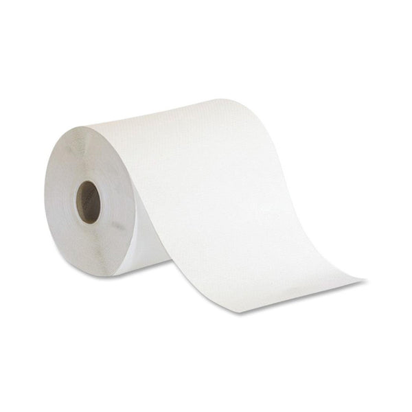 CERTO Standard Roll Towels - White - 350 ft/roll - (12 Rolls/Case) by Certo - JaniDepot