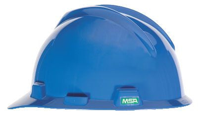 MSA V-Gard Protective Cap w/4 Point Ratchet Suspension (Fast Trac)