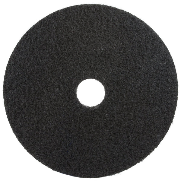 3M Niagara Black Stripping Pads by JaniDepot - JaniDepot