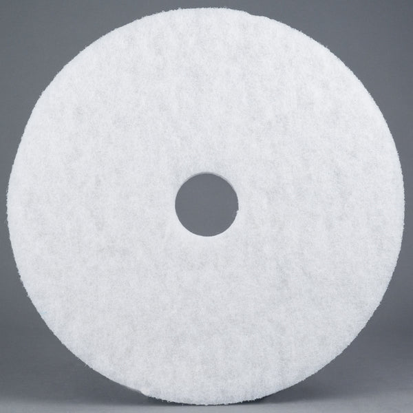 3M White Polishing Pads by JaniDepot - JaniDepot