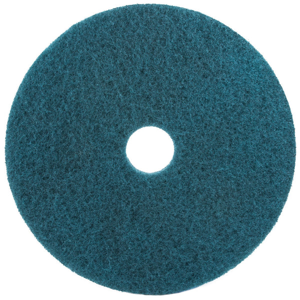 3M Blue Cleaning Pads by JaniDepot - JaniDepot