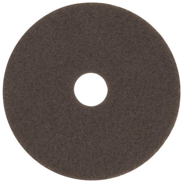 3M Brown Stripping Floor Pads by JaniDepot - JaniDepot