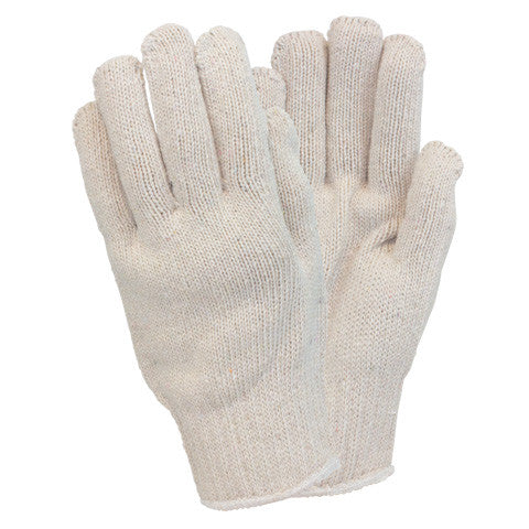 Heavy Weight String Knit Gloves by The Safety Zone - JaniDepot