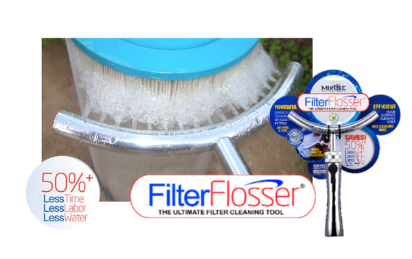 Filter Flosser Filter Cleaning Tool by Mikise - JaniDepot