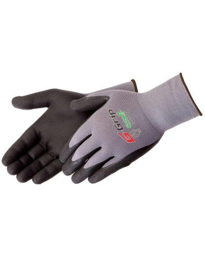 G-Grip F4600 15 Gauge Nitrile Micro-Foam Palm Coated - Sold by the Dozen by Liberty Glove - JaniDepot