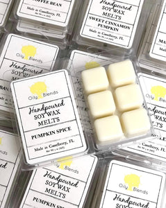Oily Blends Soy Wax Melts