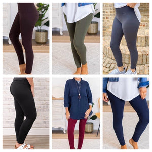Butter Soft Full Length Legging Regular