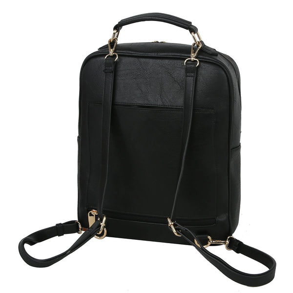 Brown Square Favorite Backpack