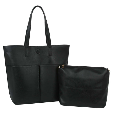 Front Pocket 2-In-1 Tote Set