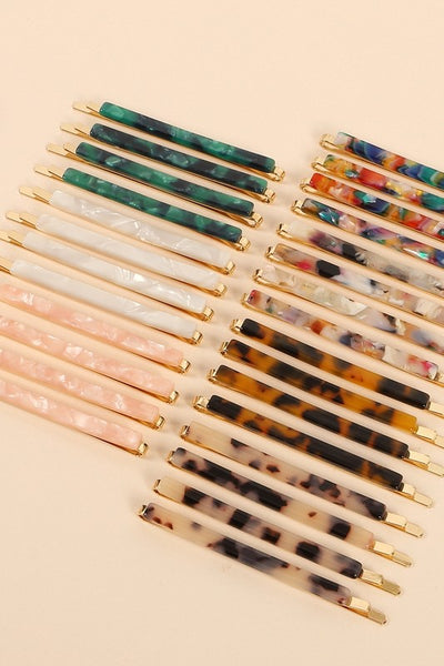 Bar Hair Pin Set