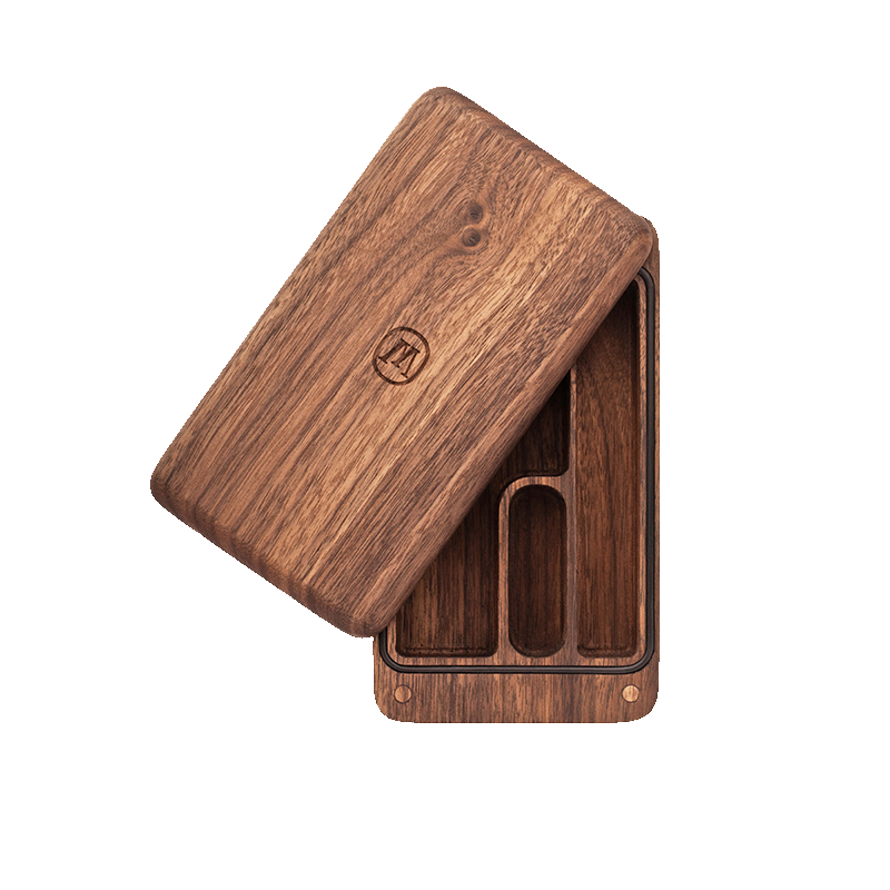 Marley Natural American Black Walnut Case