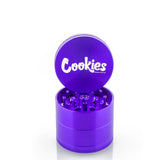 Santa Cruz Shredder Cookies 4 Piece Grinder