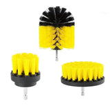 Drill Brush Power Scrubber Attachment 3PCS