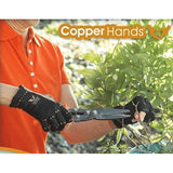 Copper Infused Compression Gloves