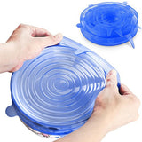 Silicone Stretch Lids 6PCS