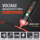 Voltage Tester Sensitivity Pen