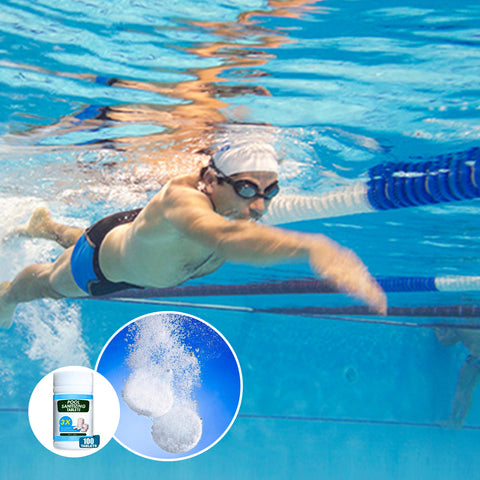 Sanitizing Tablets for Pool