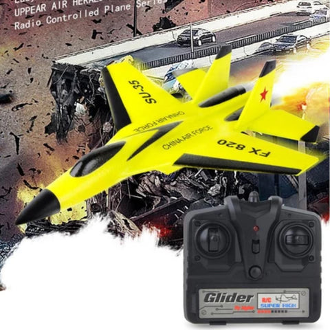 Remote Control Airplane Glider