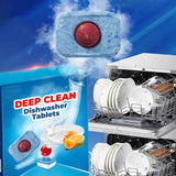 Deep Clean Dishwasher Tablets